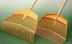 26-tands bladhark met steel