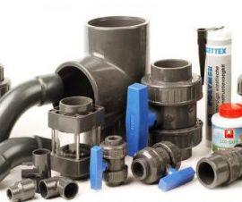 Andere PVC onderdelen