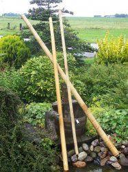 Bamboe decopalen