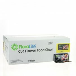 Floralife snijbloemenvoedsel clear 500zakjes a 10g