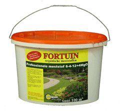Fortuin Najaarsgazon 6-4-12+4MgO, 10kg
