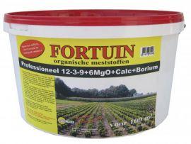 Fortuin voor meerjarige planten 12-3-9 +6MgO +5Cal, 10kg