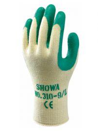 handschoen latex snijvast showa groen