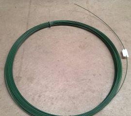 IJzerdraad groen 2mm 100mtr