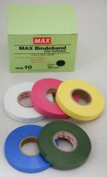 Max-tape 10, diverse kleuren