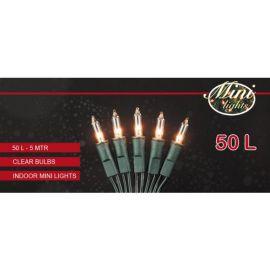 Mini-verlichting indoor 50l helder