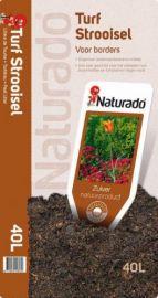 Naturado turfstrooisel 70 ltr €8.70
