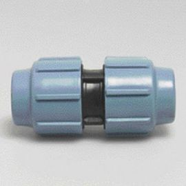 Plasson rechte koppeling 20 mm