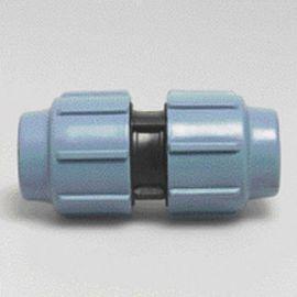 Plasson rechte koppeling 25 mm