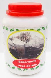 Schermwit (kaskrijt). 0.9kg