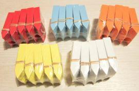Steeketiket 60 x 13 mm 500 st