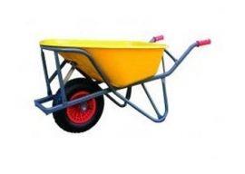 Stratenmakerskruiwagen 100 liter