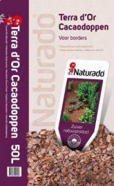 Terra d'or (cacaodoppen) 50 ltr
