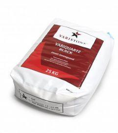 Varistone Variquartz Black 0.2-1.0 mm in PE zak 25 Kg netto