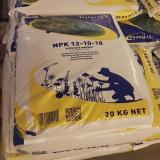 Tuin- en Gazonmest (korrel) NPK 12-10-18, per 20 kg