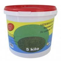 IJzersulfaat, 5kg, helpt ook tegen mos in het gazon